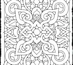 Geometric Designs Coloring Pages Rachmaninfo