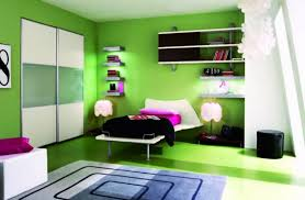 Bedroom Ideas For Teenage Girls Green Colors Theme