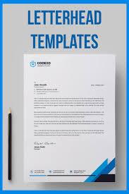 Best Letterhead Design The Best Letterhead Templates For Companies Letterheads