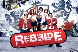 Resultado de imagem para Rebelde SBT 2015