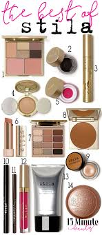 what are the best makeup and skincare s to from stila