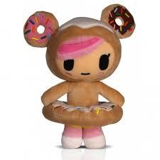 <b>Коллекционная плюшевая игрушка</b> Donatella <b>Tokidoki</b> - Ju-Ju-Be