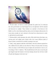 Significance Of Dream Catcher Enchanting Dreamcatcher Meaning