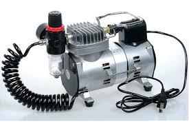 paint air compressor auto