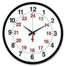 Military Time How To Tell Military Time How Does Military