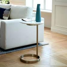 c side tables ring table west elm round for bedroom