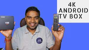 Convert Your TV into Android TV - Cheapest 4K Android Box - Android TV Box  & Setup - YouTube