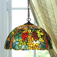 antique stained glass lamp shades vintage hanging lamps style kitchen lighting re g pendant vintage hanging lamps style kitchen lighting re