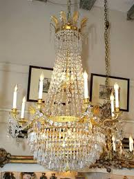 beautiful french empire chandelier style