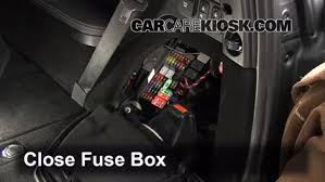 interior fuse box location jeep liberty jeep interior fuse box location 2008 2012 jeep liberty 2009 jeep liberty limited 3 7l v6