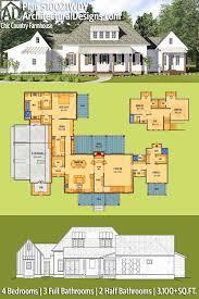 one level farmhouse house plans farmhouse home plans new farmhouse floor plan inspirational
