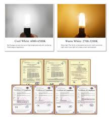Interior Lighting Compliance Certificate Us 1 4 New Mini Led Lamp G4 Filament Cob Acdc12v Glass Spotlight Light Bulb Replace Halogen Lamp Chandelier Lighting High Lumen Lights In Led Bulbs