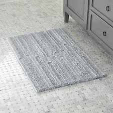 Rug 2x3 Rectangle Crate And Barrel Crosley Grey Reversible Bath Rug 2x3 Rugs