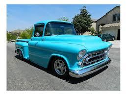 1957 Chevrolet Pickup All-Steel Pickup Truck Engine Swap for sale ...