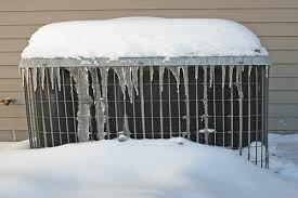 Image result for how to maintain air conditioner in snow nj