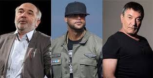 He was previously married to claudia bossi bigard. Quand Booba Arbitre Le Clash Entre Jean Marie Bigard Et Gerard Jugnot