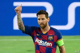 """برشلونة """"يحدد سعر ميسي"""" إذا أصر على الرحيل"""