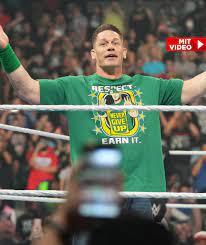 John Cena ist zurück in der WWE: Fans ...