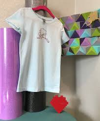 Small T Shirt Size Chart Alaskan Love T Shirt For Girls Size Small 6 6x See Size