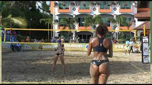 Women's Beach Volleyball - USA - YouTube