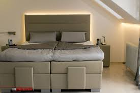Indirekte Beleuchtung Hinter Dem Bett Wwwledprofilelementde