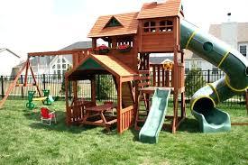 big swing set plans backyard sets fun factory replacement parts by wood big backyard swing set