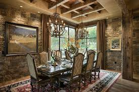 House Beautiful Dining Rooms Style Awesome Design