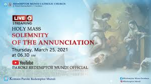 Jadwal misa paroki santa maria annuntiata. Ehfgkpmgfu66lm