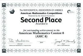Award Certificate Outstanding Achievement Template Music Word Of