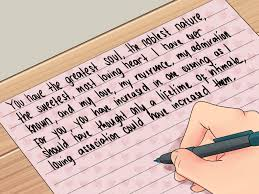 Sample Romantic Love Letter How To Start A Love Letter With Examples WikiHow 15