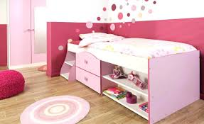 Pink And White Bedroom Furniture White Bed Furniture Girls White ...