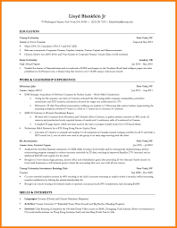 Full Size Of Financial Resume Math Teacher Resume Example Com