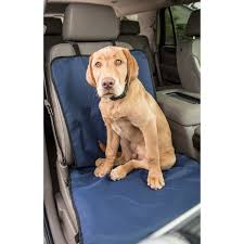 avalanche pet bucket seat cover waterproof in navy black to expand