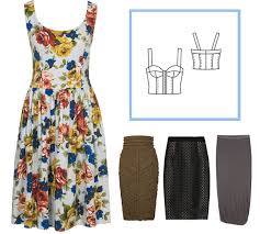 Crop Top Pattern Inspiration 48 New Patterns Looks To Inspire Them Sewing Blog BurdaStyle