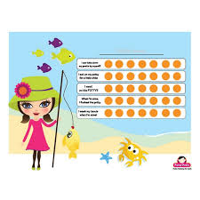 Potty Training Charts For Girls Free Fishing Potty Chart For Girls Potty Patty