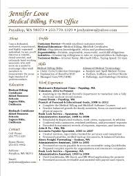 Objective For Medical Billing And Coding Resume Best of Medical Billing And Coding Resume Template 24 Templates 24 Download