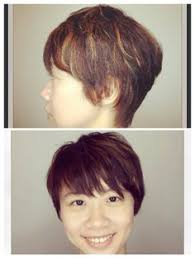 lavender brown and highlights by ai from cleo hair make singapore for reviews