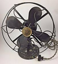 robbins myers fan antique table fan robbins myers 11 inches restoration works