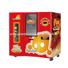 Let's Pizza Vending Machine Classy Snack Cold Drink Pizza Vending Machine Touchscreen Global Sources