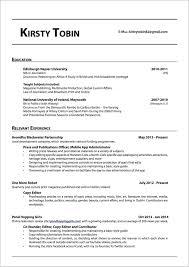 Cover Letter For Freelance Proofreader Resume Inside Perfect Resume