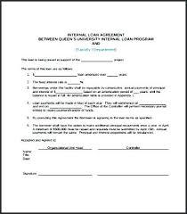 Personal Loan Agreement Form Sample Unique Best Legal