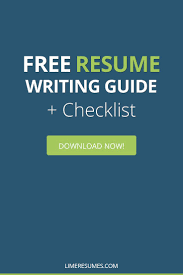 Blueprint To Creating The Perfect Resume Resume Career Advice