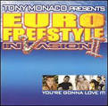 Euro Freestyle Invasion, Vol. 2