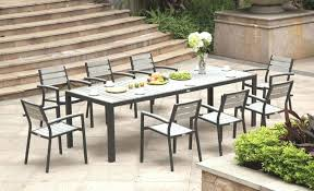 medium size of 8 person outdoor dining table great inspirational set with bench cover round rectangle re
