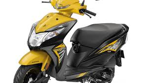 2018 Honda Dio Launched In India With Led Headlamp Priced At Rs 51292