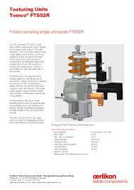 Disc Spring Design Guide Fts52r Fe Pdf By Oerlikon Textile Gmbh Co Kg Issuu