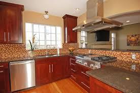 cherry kitchen cabinets. Full Size Of Sofa:beautiful Modern Cherry Kitchen Cabinets With Stained Sofa Large