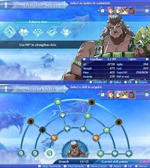 Xenoblade Chronicles 2 Affinity Chart How To Unlock Perun Level 2 Rare Blade Affinity Chart In