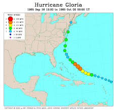 Other Hurricane Track Maps