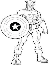 Justice League Coloring Pages Davidstyleinfo